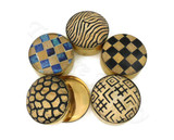Bone and Horn Top Pill Boxes