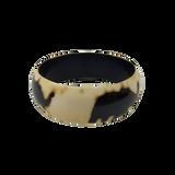 "Resin Bangle Bracelet Elephant Design 1"""