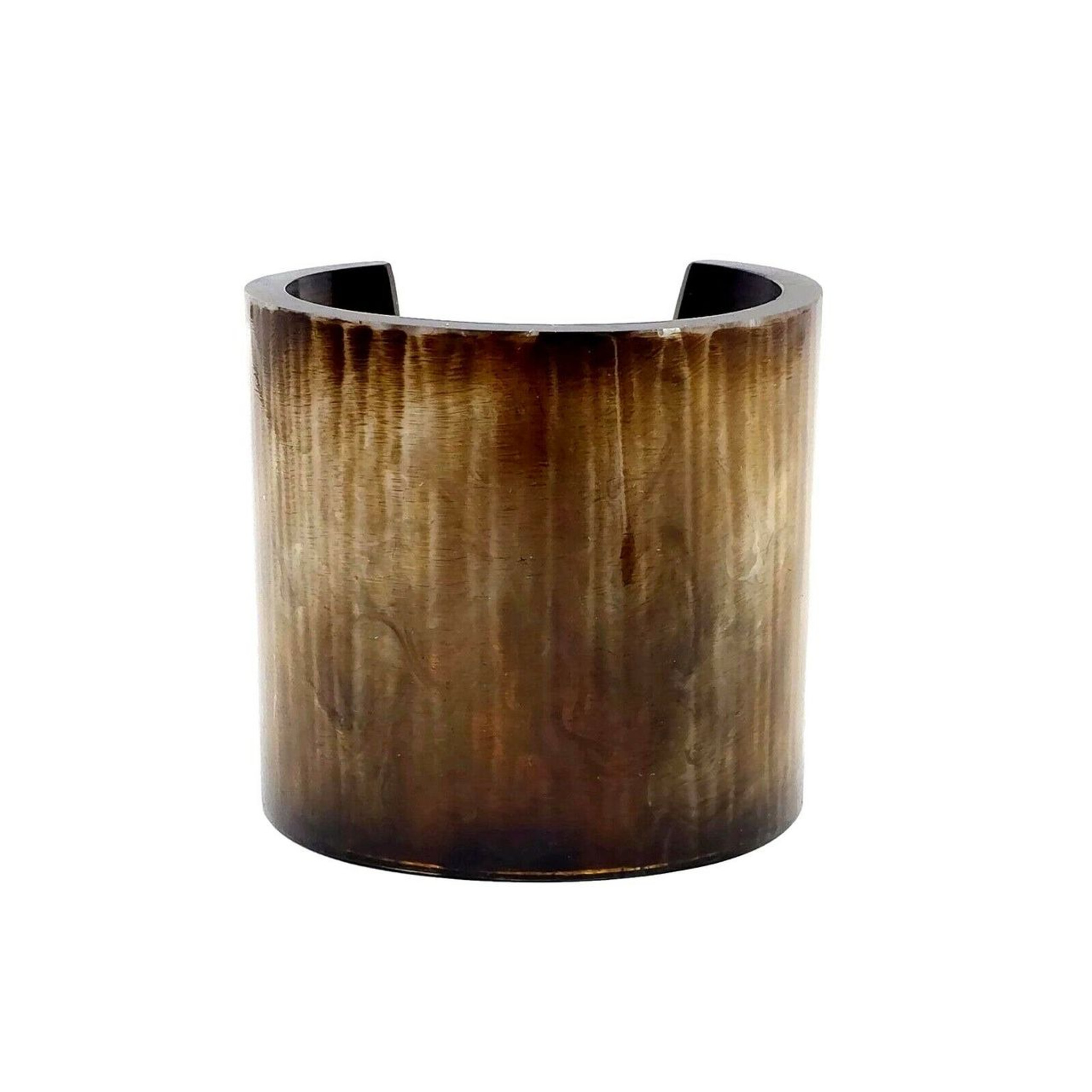 Resin Cuff Bracelet Chunky Fashion Jewelry 2.7""