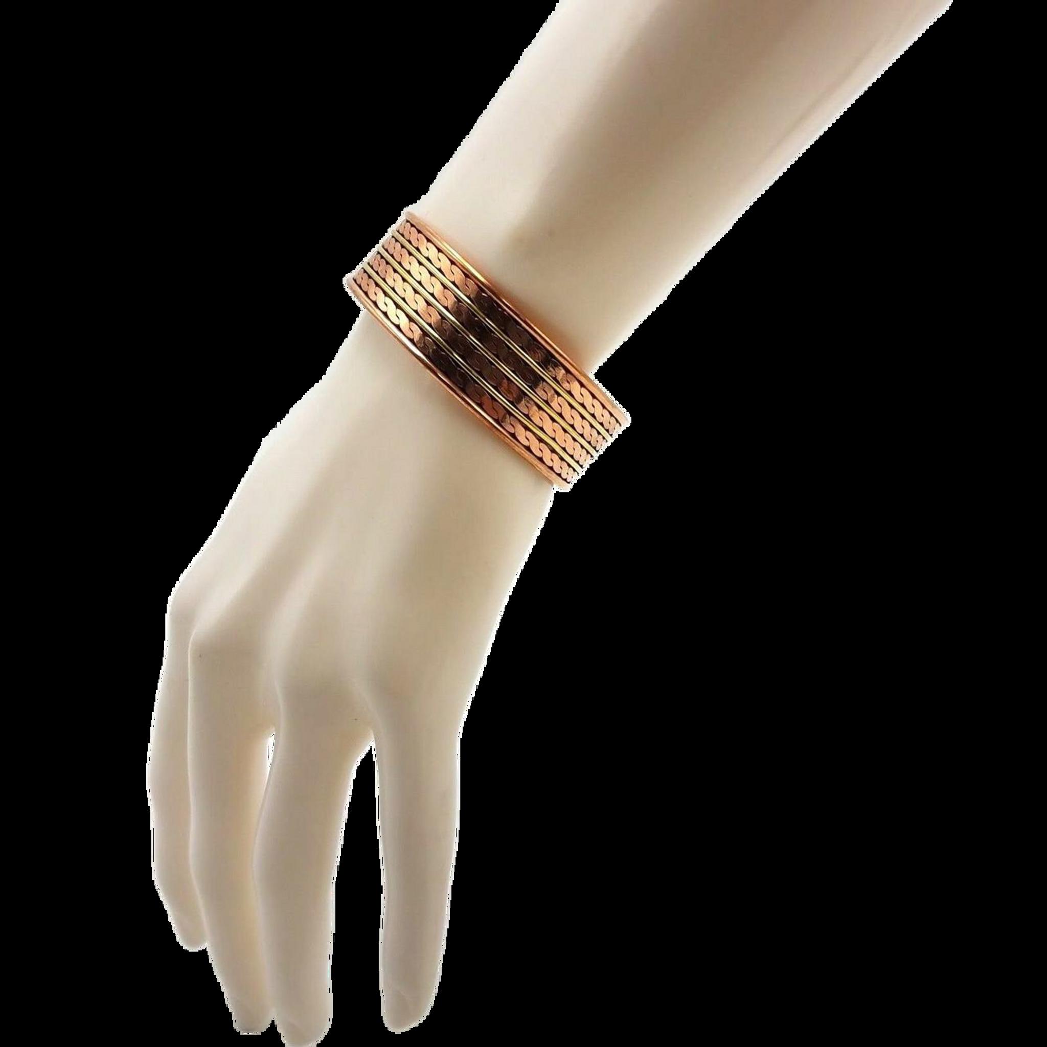 Pure Copper Bracelet