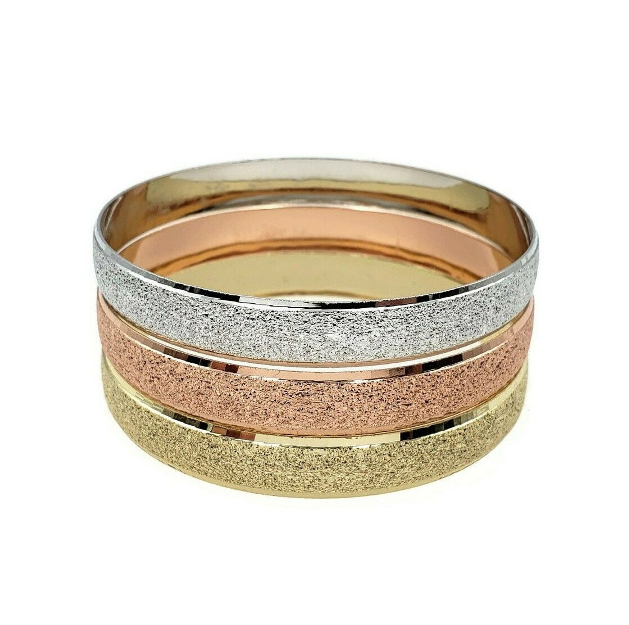 Adisa Sugar Set Stack Bangles -  3pc Set