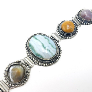 Rona Agate Stone Bracelet