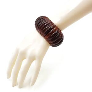 Serina Horn Stretch Bracelet