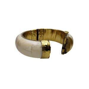 Yani Hinged Bone Bracelet