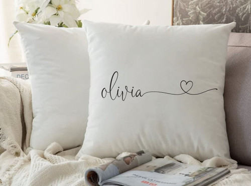 Name Cushion Cover (Freddy Design)