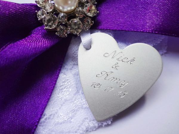 Purple Bow