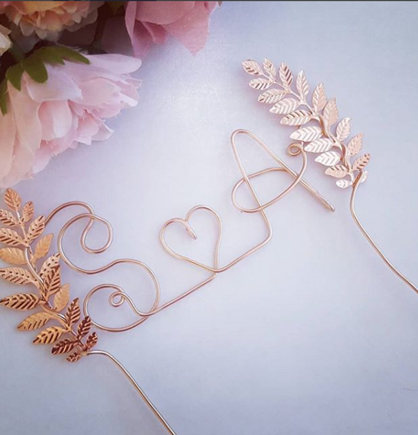 Personalised Cake Topper - Jersey Design