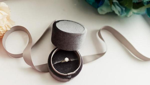 Ring Box - Monogram Initial