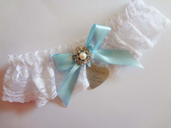 Light Blue Bow