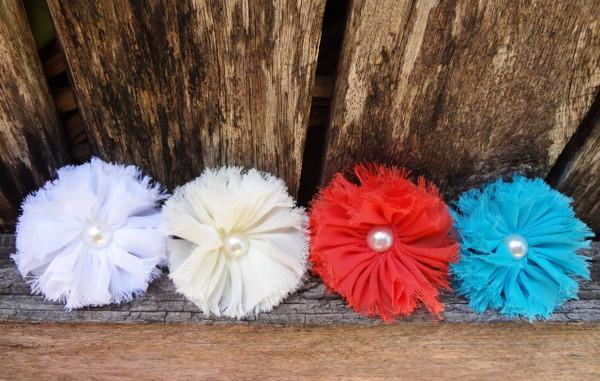 Pearl flower colour choice
