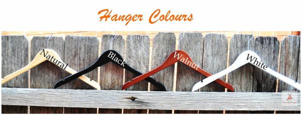 Pick your hanger colour