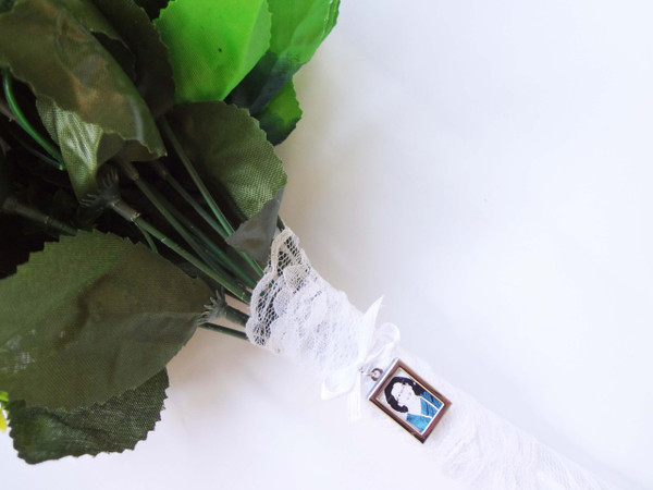 Bouquet Charm - DIY Blank - Freiya Design