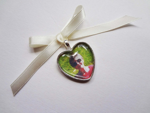 Bouquet Charm (Heart) - Marissa Design