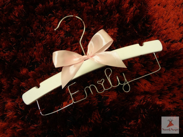 Personalised Baby Hanger