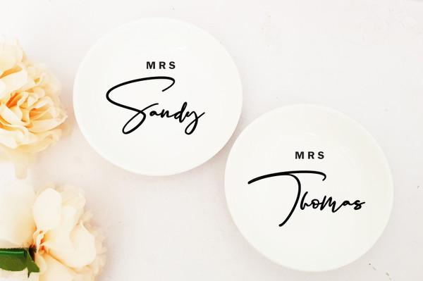 Ring Dish (Sandy Design)