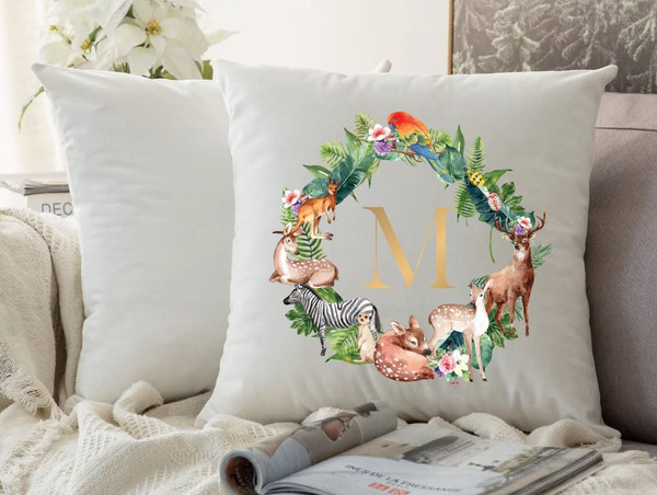 Nursery Cushion Cover (Charlotte Design)