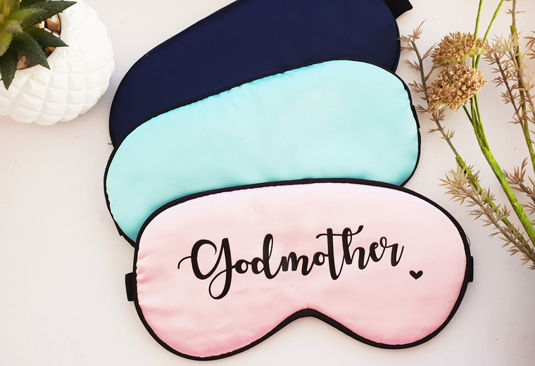 Available in 3 colours: Pink, Teal and Navy.
