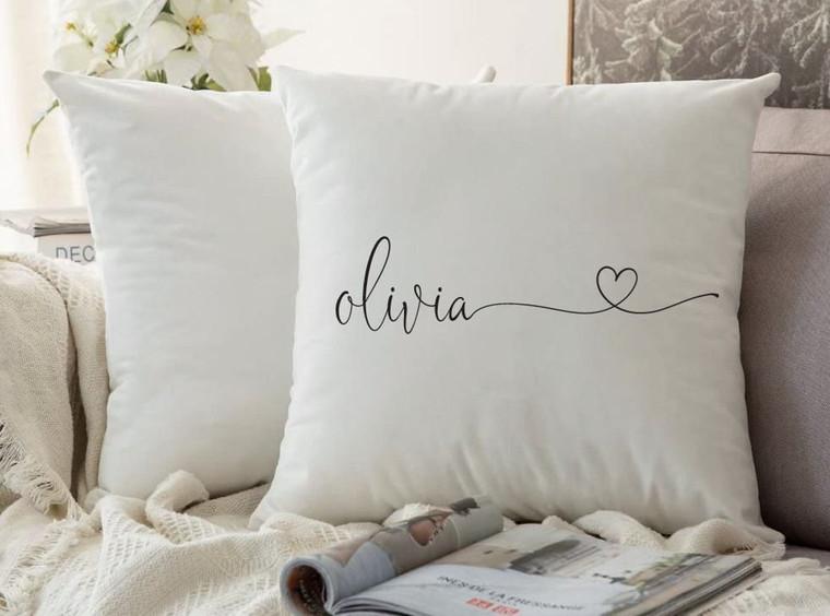 Name Cushion Cover (Freddy Design)