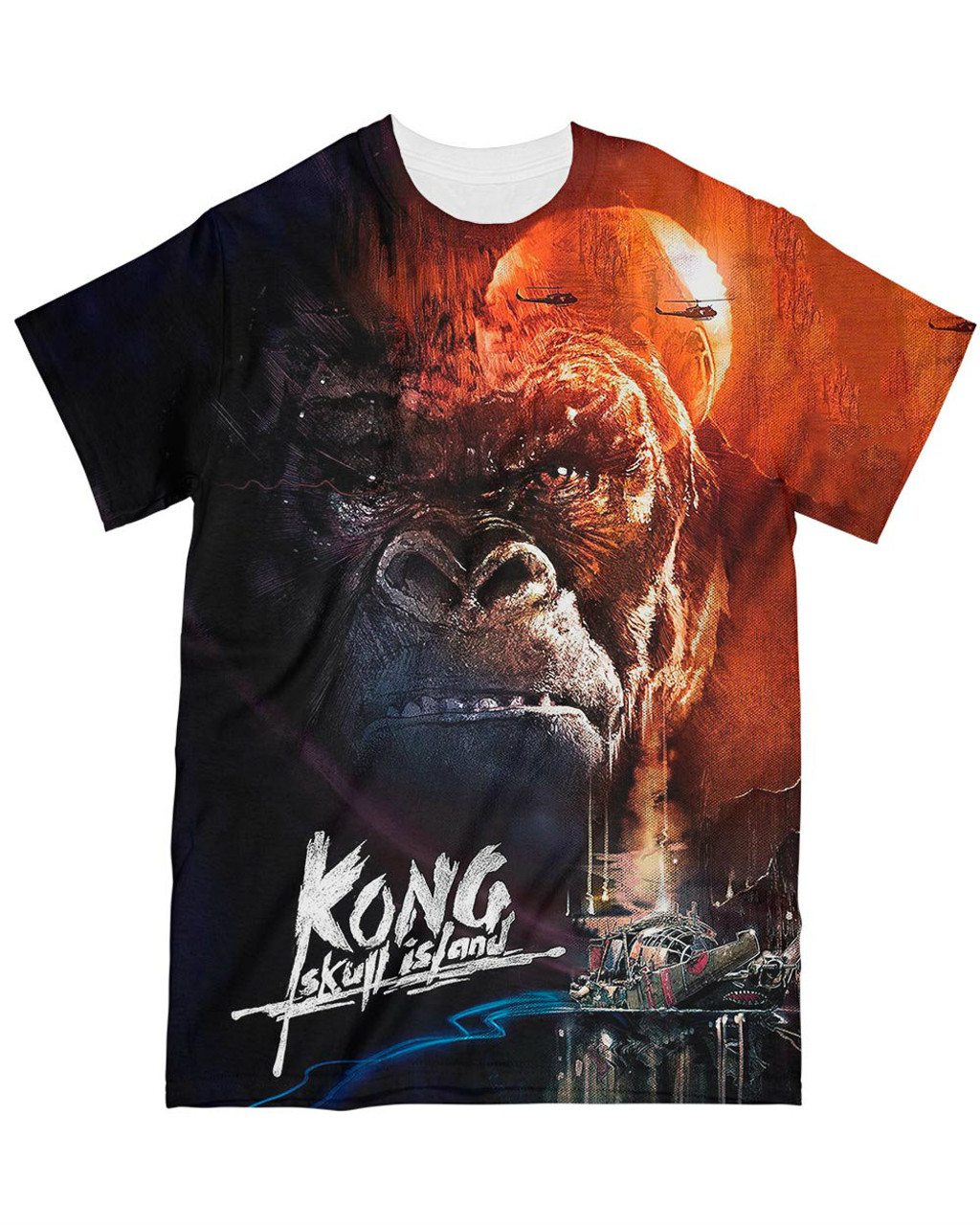 All Over Custom T Shirt Printing Cheap Free Delivery