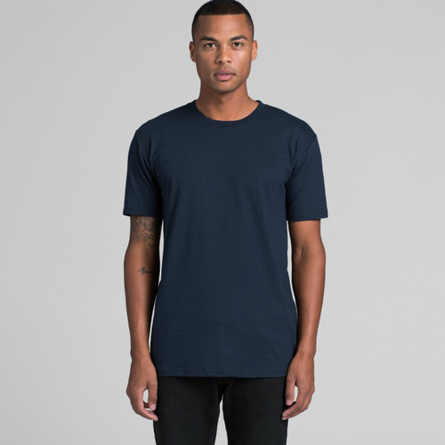 AScolour Staple Tee 50001 Front