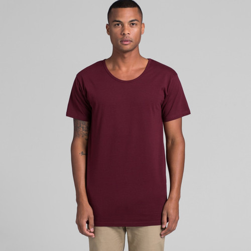 AScolour Mens Shadow Tee 5011 Front