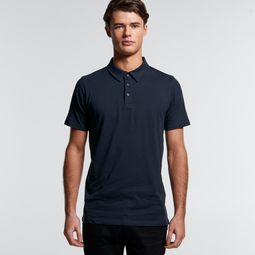 Ascolour Mens Chad Polo - 5402 Front