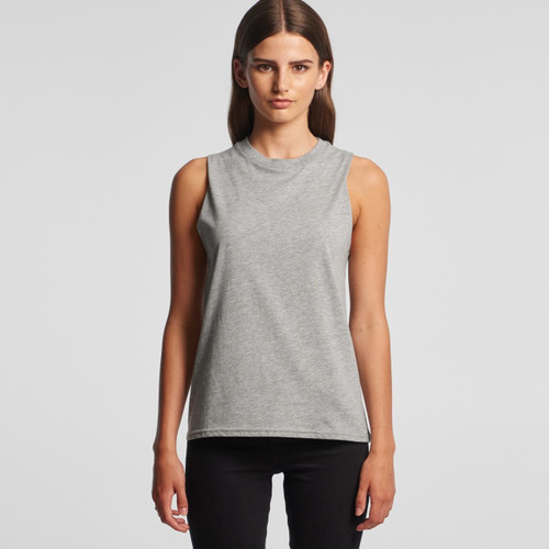 Ascolour Wo's Brooklyn Tank - 4043 Front