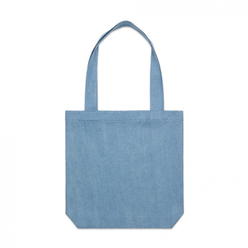 Ascolour Denim Carrie Tote - 1012 Front