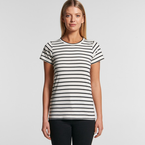 Ascolour Wo's Thread Tee - 4048 Front