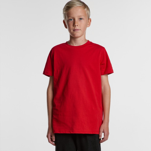 Ascolour Youth Tee - 3006 Front