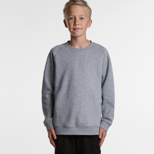 Ascolour Youth Supply Crew - 3031 Front