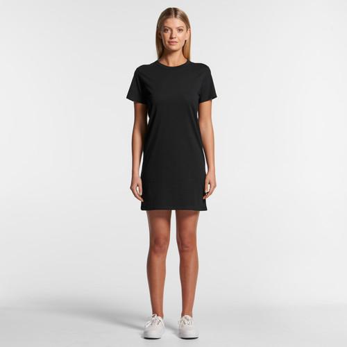 Ascolour Wo's Mika Organic S/s Dress - 4028 Front