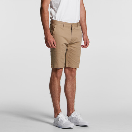 Ascolour Mens Plain Shorts - 5902 Turn