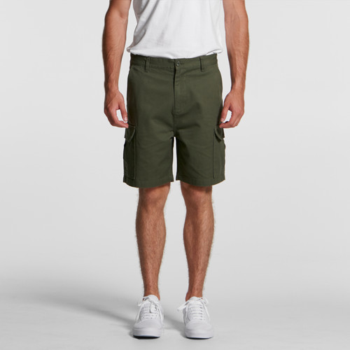 Ascolour Mens Cargo Short - 5913 Front