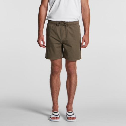 Ascolour Mens Beach Shorts - 5903 Front
