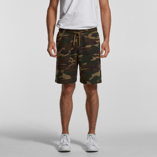Ascolour Mens Stadium Camo Short - 5916C Front