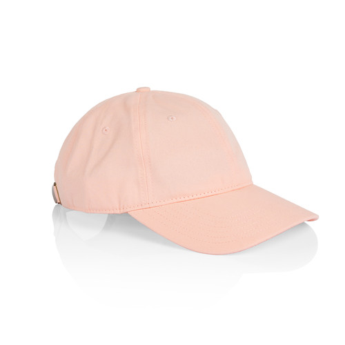 Ascolour Davie Six Panel Cap - 1111 Front