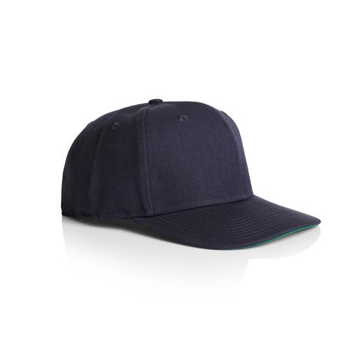 Ascolour Trim Snapback Cap - 1101 Front