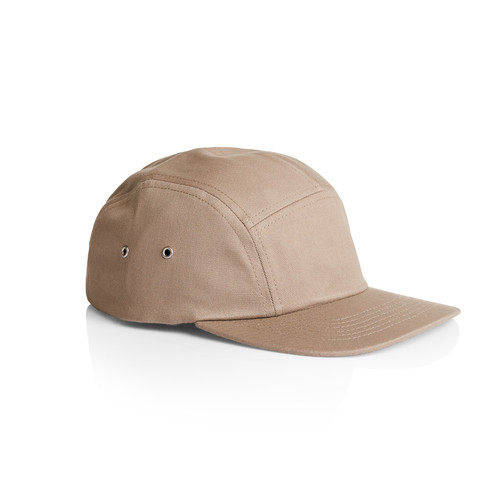 Ascolour Finn Five Panel Cap - 1103 Front