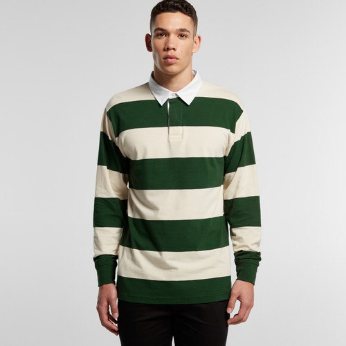 Ascolour Mens Rugby Stripe - 5416 Front