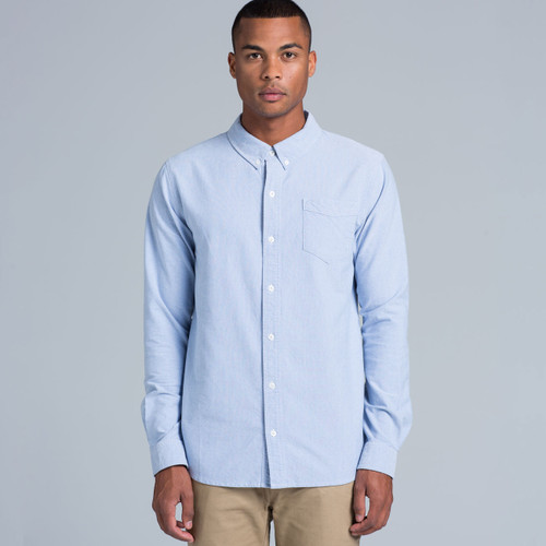 Ascolour Mens Oxford Shirt - 5401