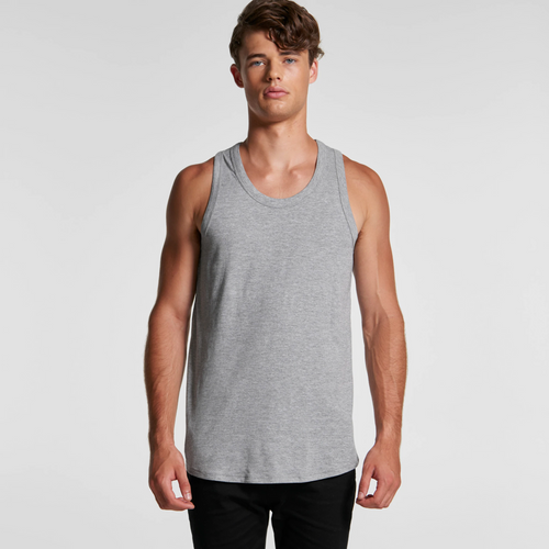 Ascolour Mens Authentic Singlet - 5004