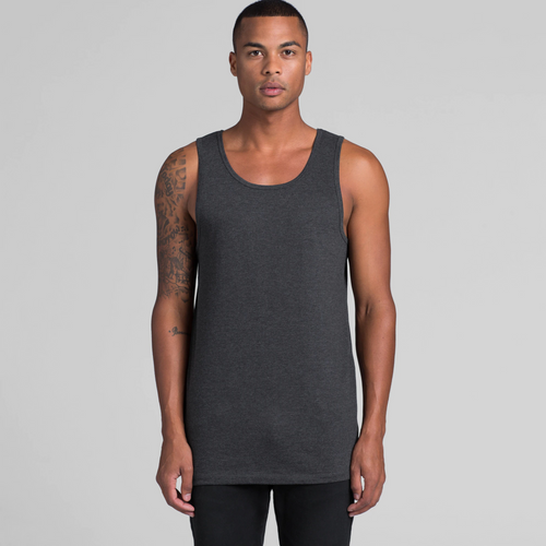 Ascolour Mens Lowdown Singlet - 5007