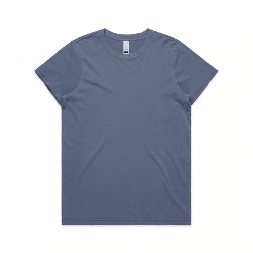 Ascolour Wo's Faded Tee - 4065