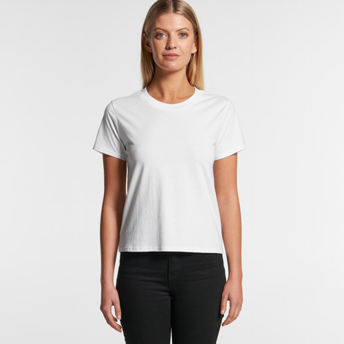 Ascolour Wo's Cube Tee - 4003 Front