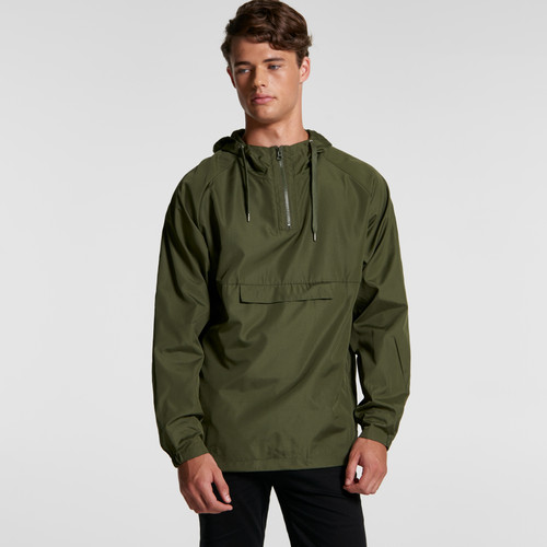 Ascolour Mens Cyrus Windbreaker - 5501 Front