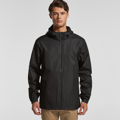 Ascolour Mens Section Zip Jacket - 5508 Front