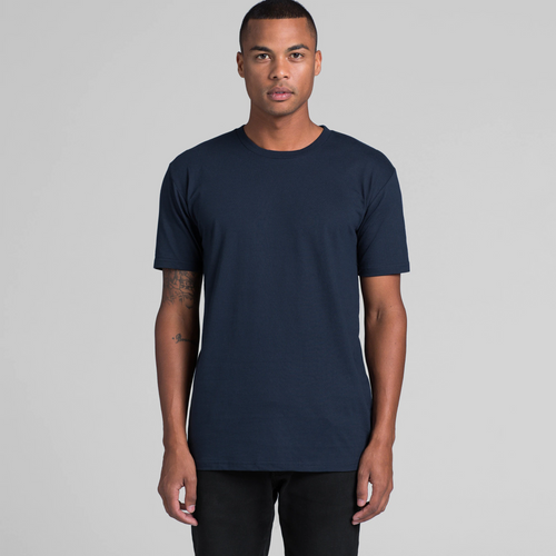Mens Staple Tee (4xl–5xl) - 5001B Front