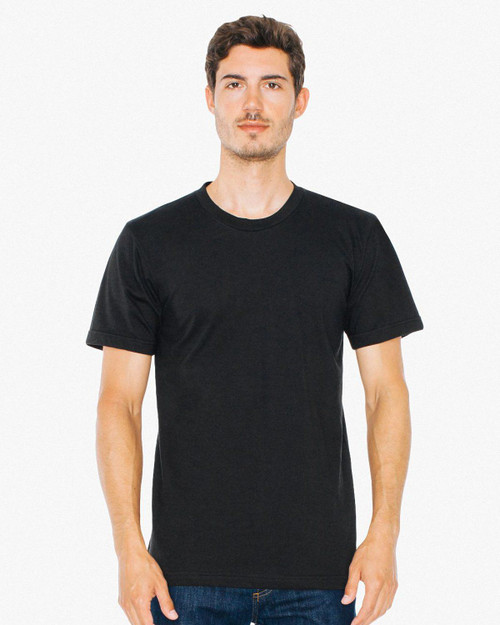 American Apparel Organic Short Sleeve T-shirt (2001ORGW)