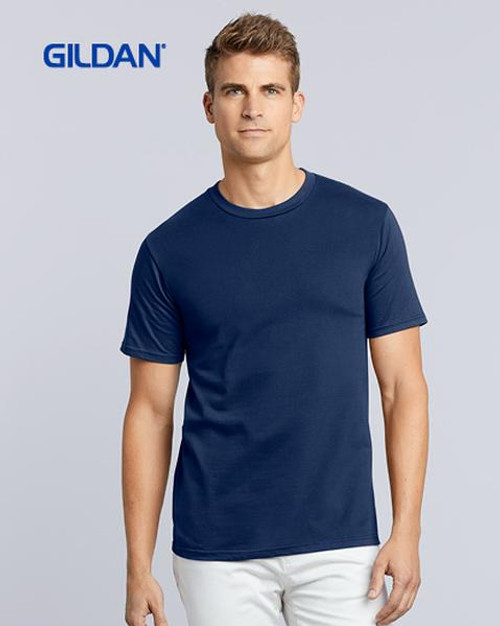 Gildan Premium Cotton Short Sleeve T-shirt (4100) Front